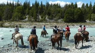 Isla Bandurias Horse Riding